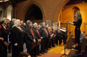 Fosse Singers March 2013